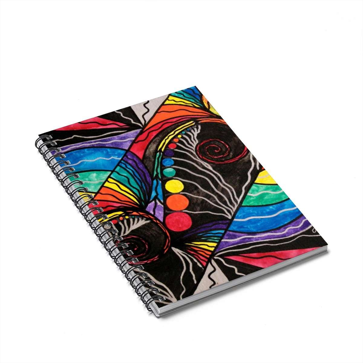 Unfold - Spiral Notebook