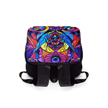 Load image into Gallery viewer, The Time Wielder - Unisex Casual Shoulder Backpack