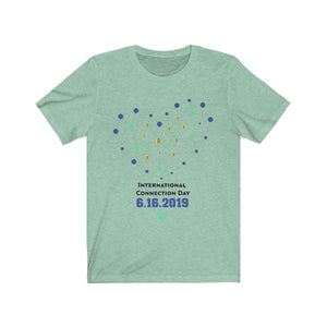 International Connection Day 2019 - Unisex T-Shirt