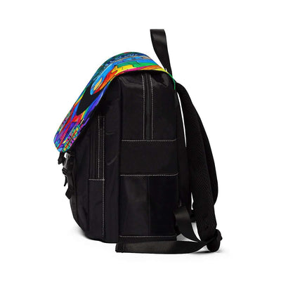 Watcher - Unisex Casual Shoulder Backpack