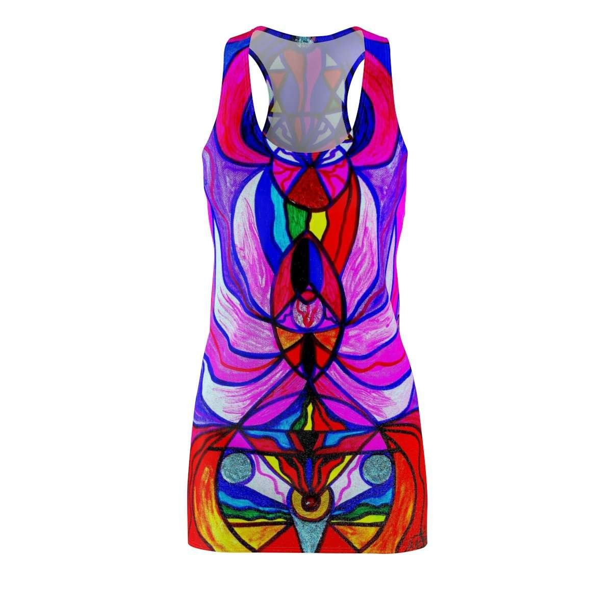 Divine Feminine Activation - Women's Racerback Dress