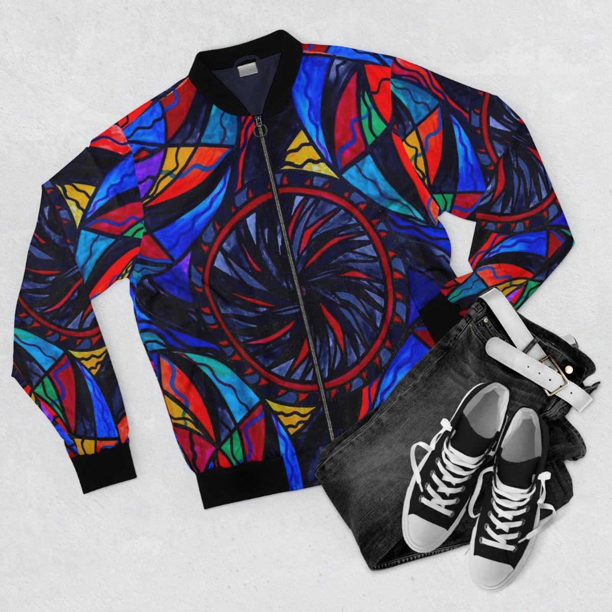 Transforming Fear - Bomber Jacket