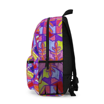 Exhilaration - AOP Backpack