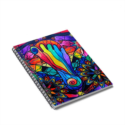 Moving Forward - Spiral Notebook