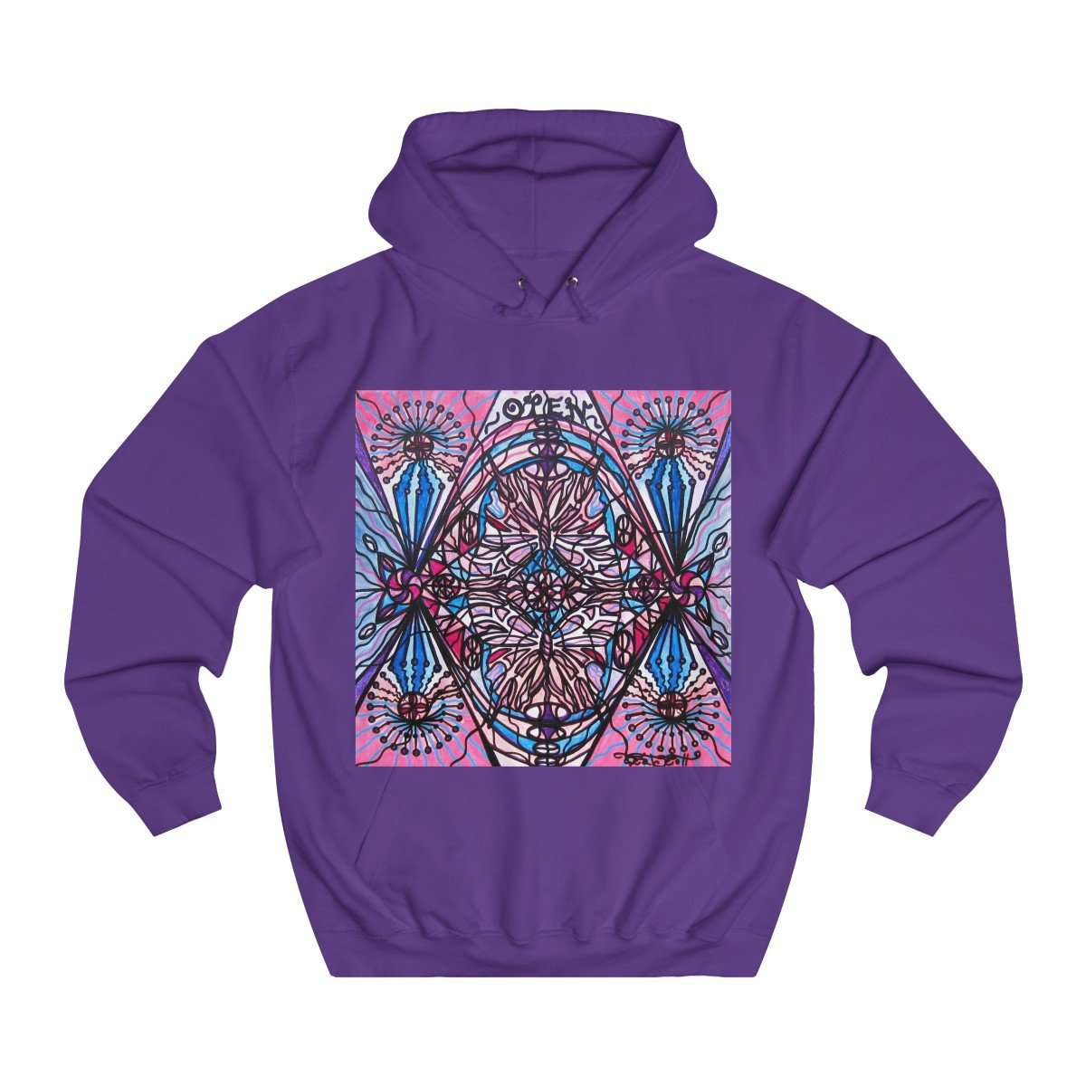 Conceive - Unisex College Hoodie