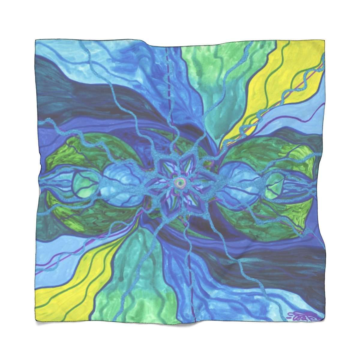 Tranquility - Frequency Scarf