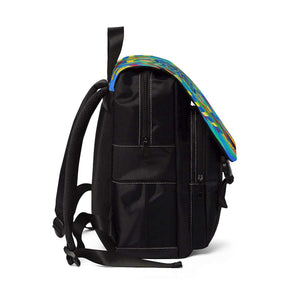 Ascended Reunion - Unisex Casual Shoulder Backpack