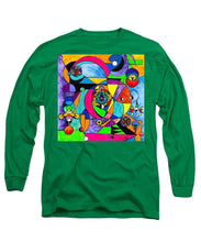 Load image into Gallery viewer, The Power Lattice - Long Sleeve T-Shirt