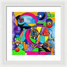 Load image into Gallery viewer, The Power Lattice - Framed Print