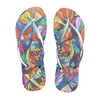 I Now Show My Unique Self - Unisex Flip-Flops