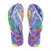 Raise Your Vibration - Unisex Flip-Flops