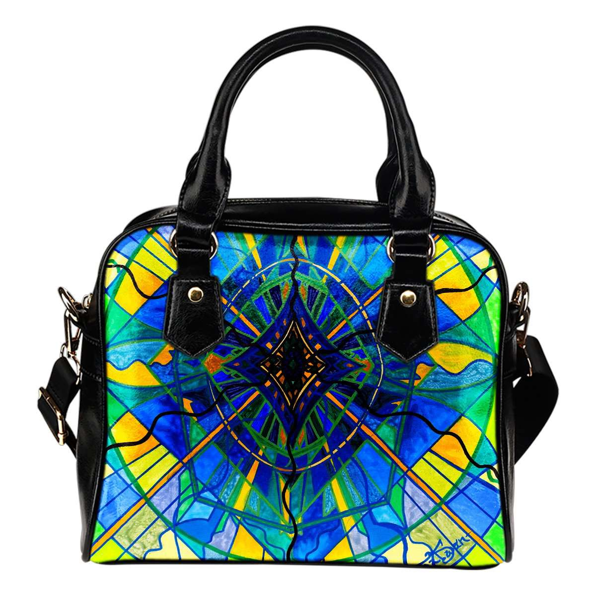 Emotional Expression - Vegan Shoulder Handbag
