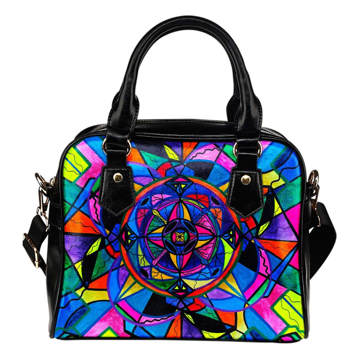 Activating Potential - Vegan Shoulder Handbag