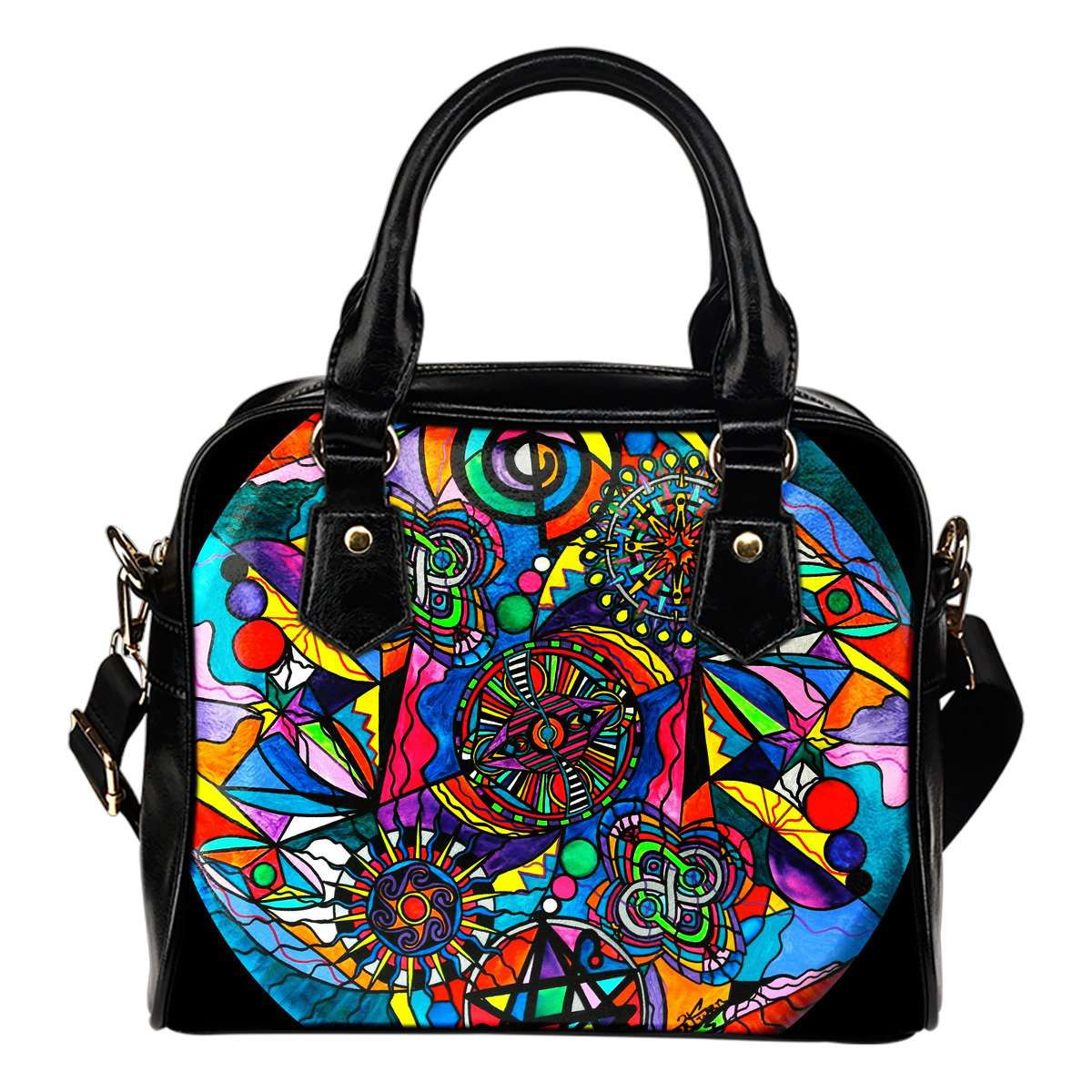 Soul Retrieval - Vegan Shoulder Handbag
