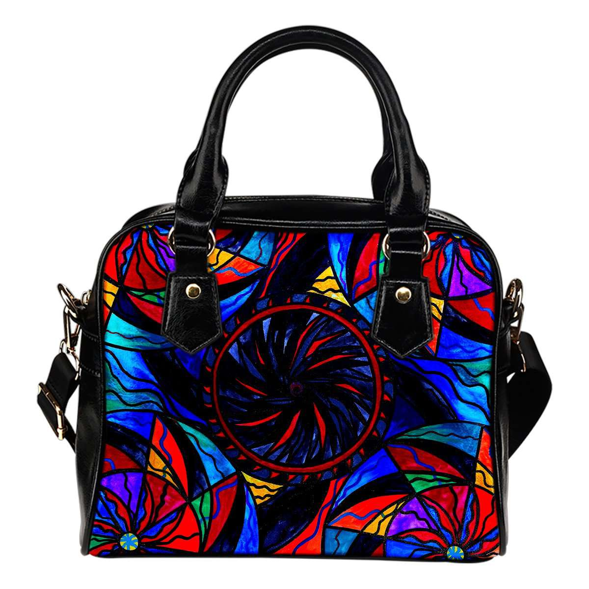 Transforming Fear - Vegan Shoulder Handbag