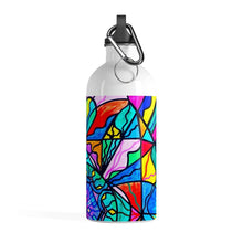 Load image into Gallery viewer, Anahata - Heart Chakra - Stainless Steel Water Bottle