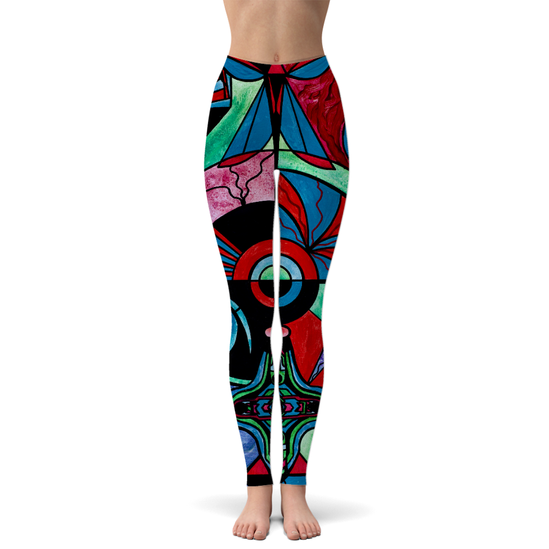 The Strong Bond - Leggings