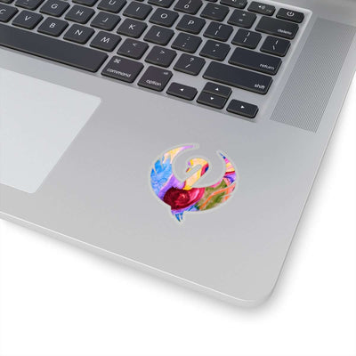 Maternity - Swan Stickers