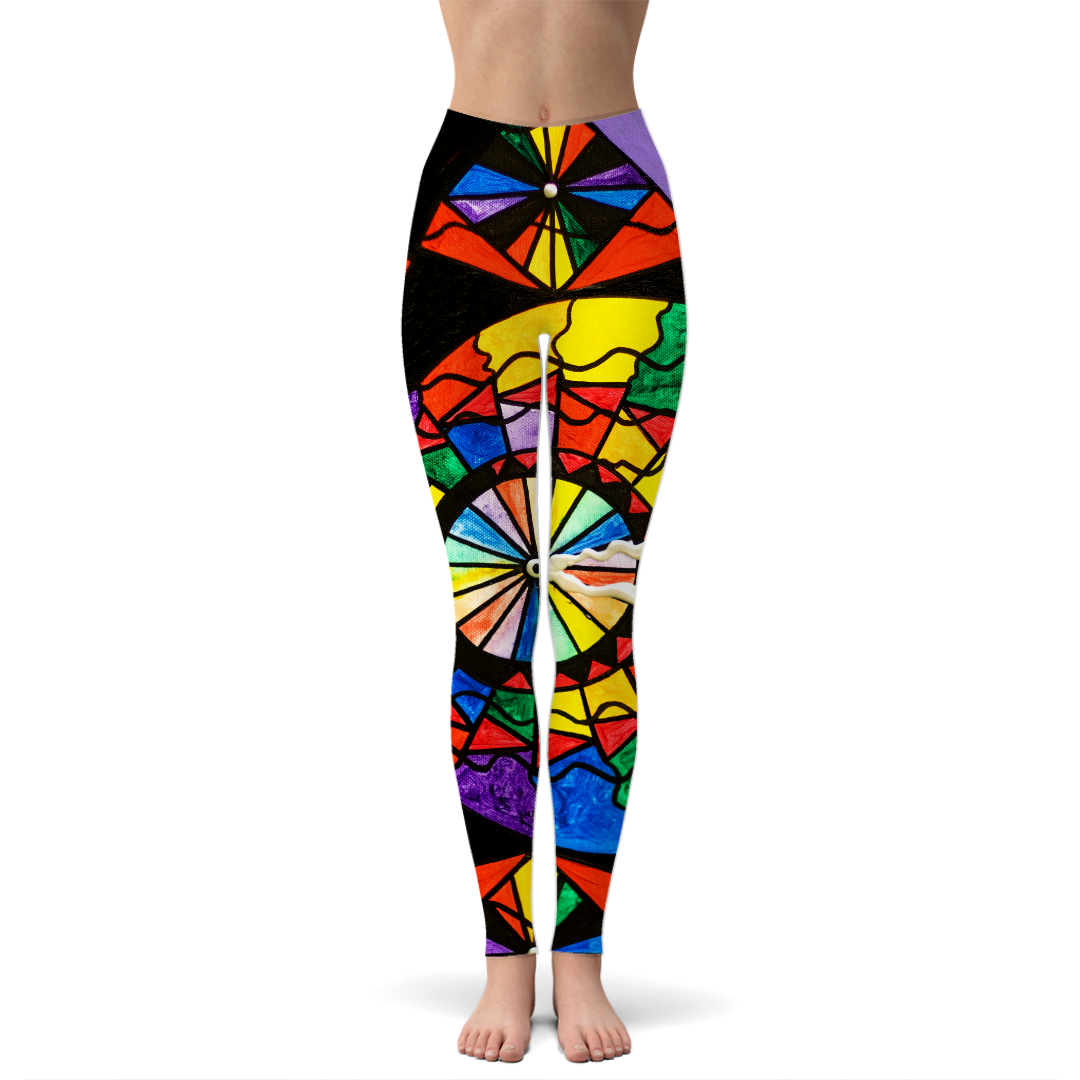 Stand For What You Believe In - Leggings
