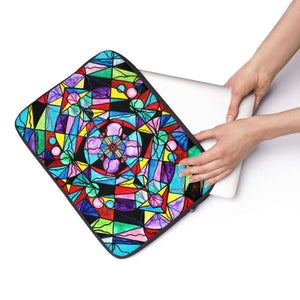 Sacred Geometry - Laptop Sleeve