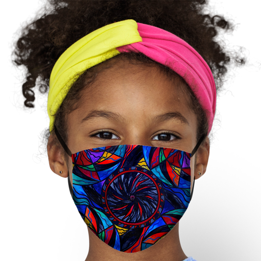 Kid's Face Mask - Transforming Fear