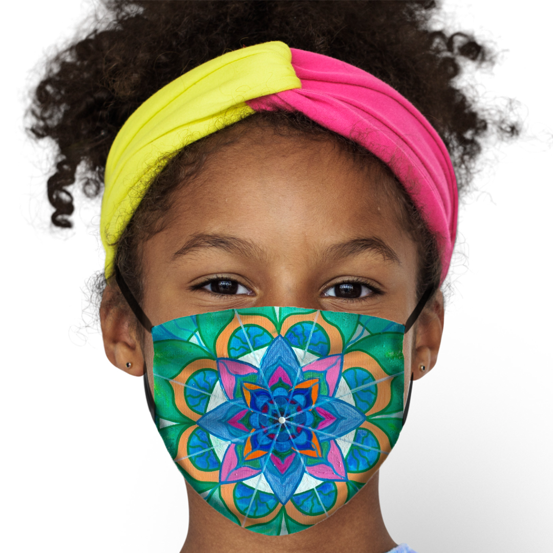 Kid's Face Mask - Openness