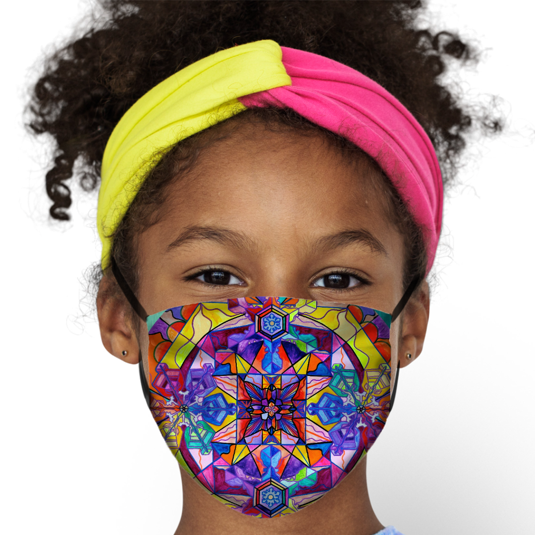 Kid's Face Mask - Synchronicity