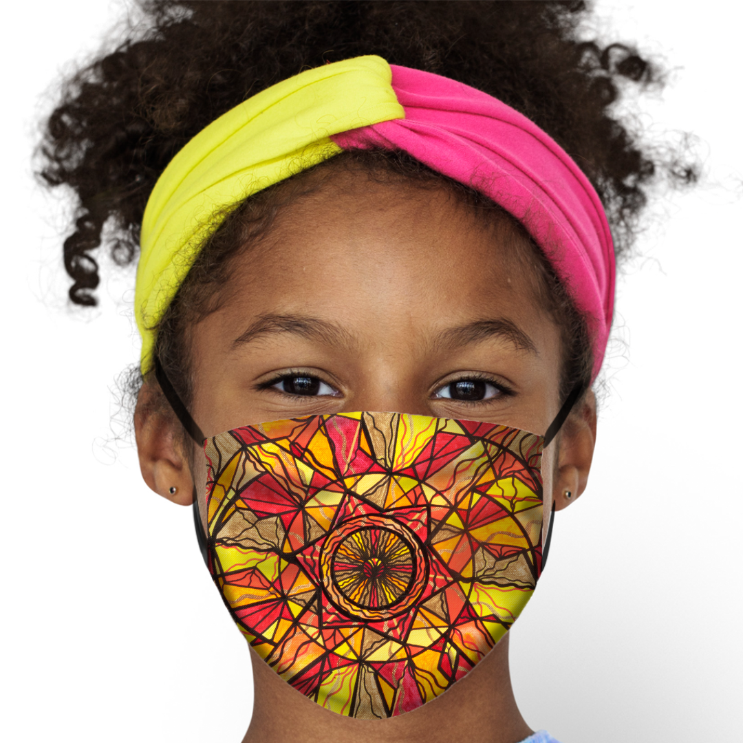 Kid's Face Mask - Empowerment