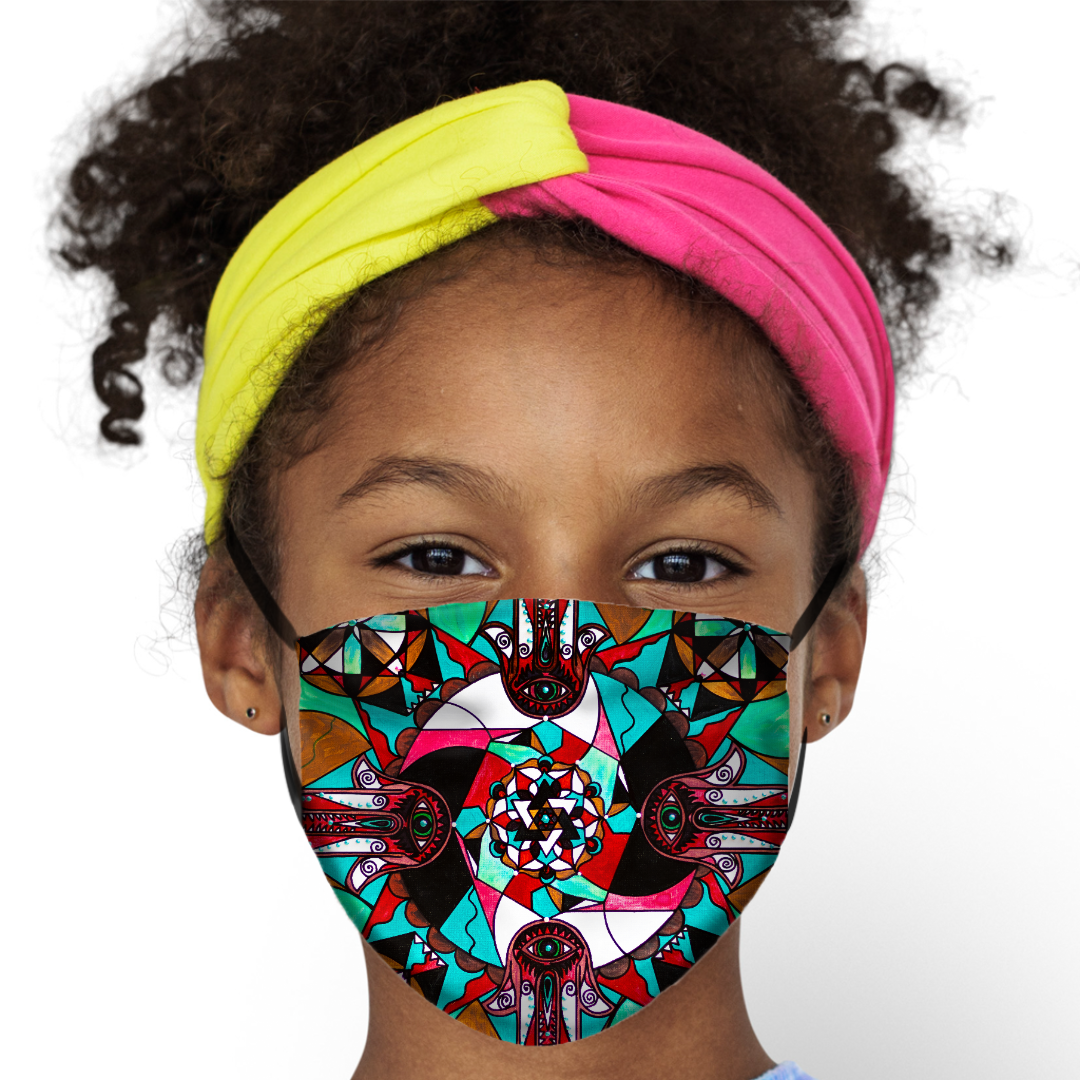 Aura Shield - Kid's Face Mask