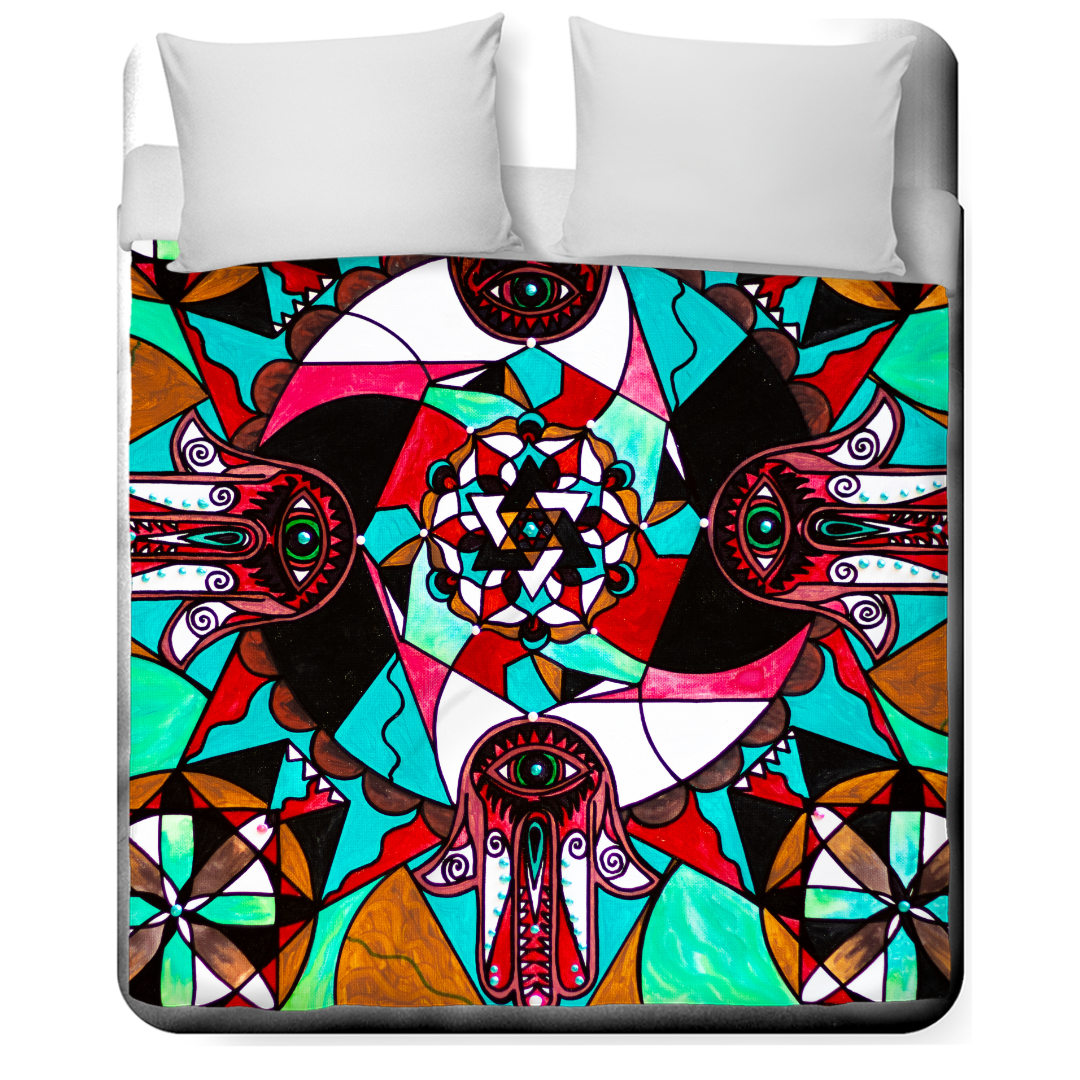 Aura Shield - Duvet Cover