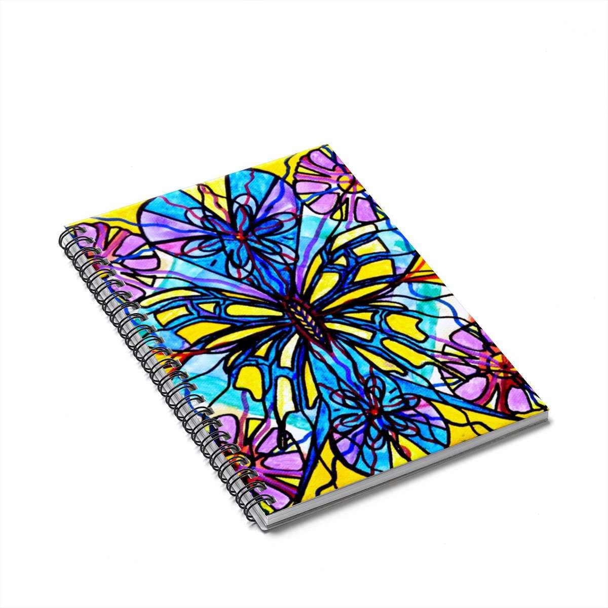 Butterfly - Spiral Notebook