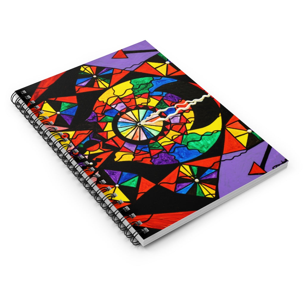 Stand For What You Believe In - Spiral Notebook