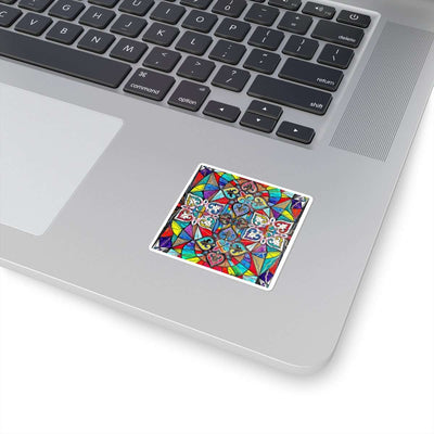 Diversity - Square Stickers