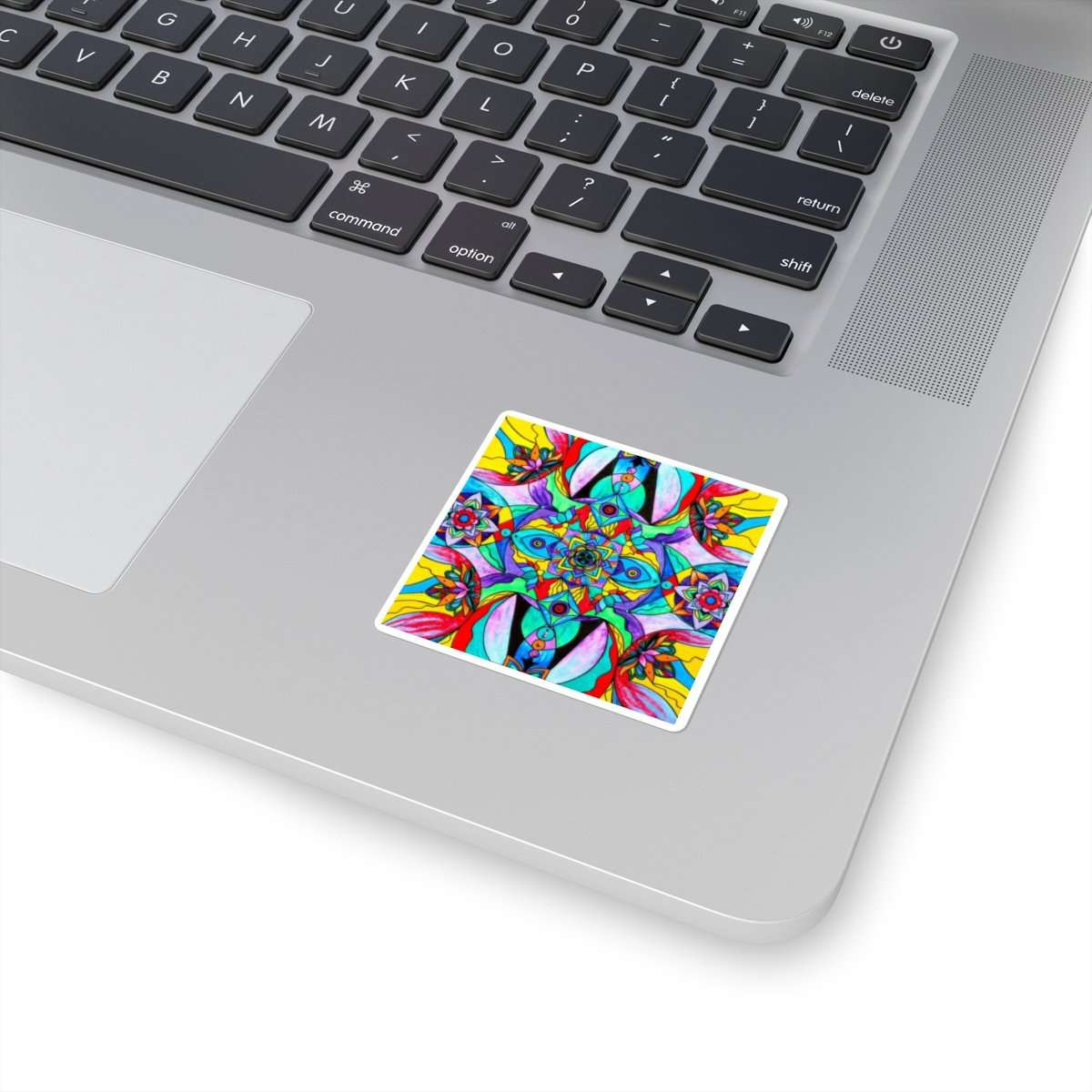 Receive - Square Stickers