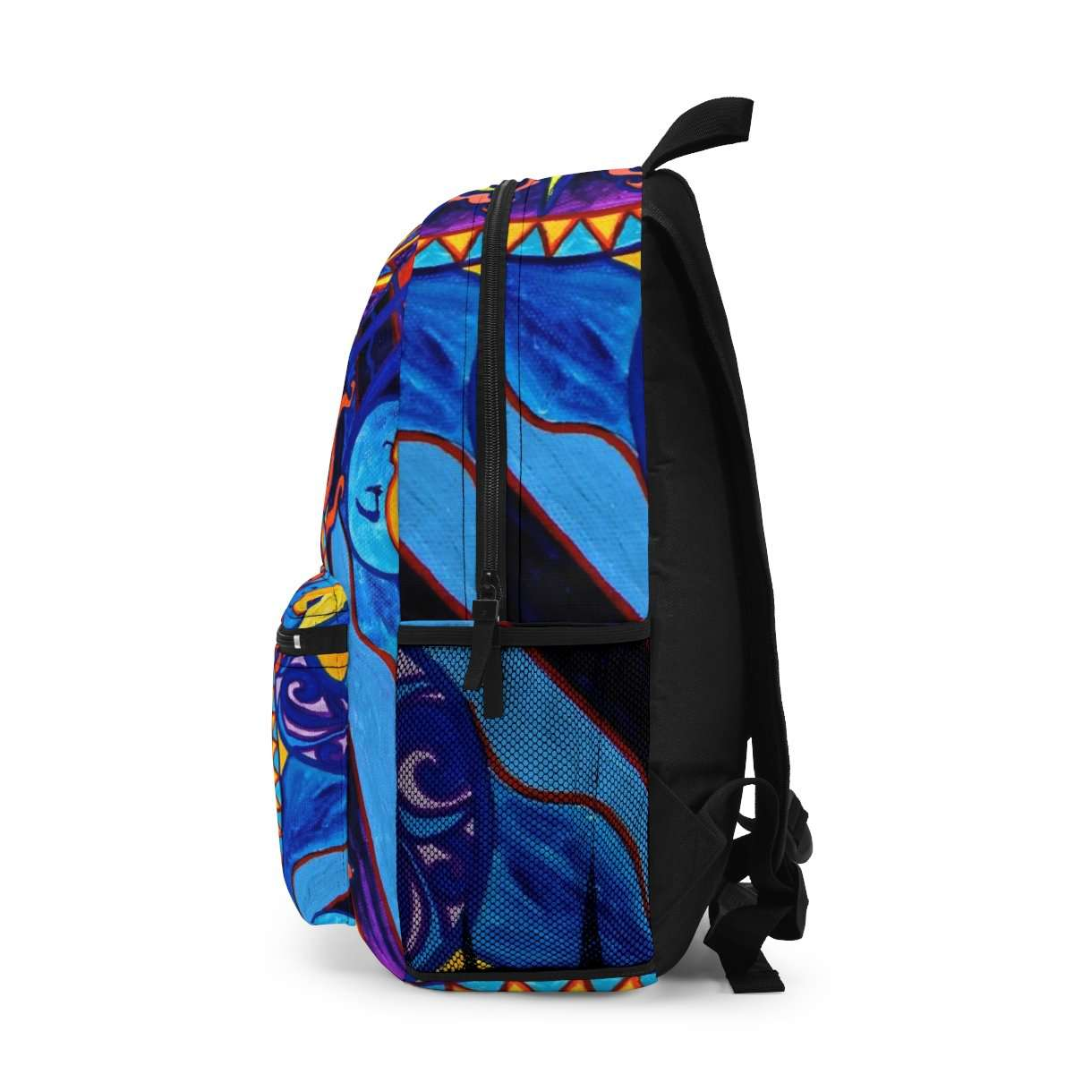 Sun and Moon - AOP Backpack