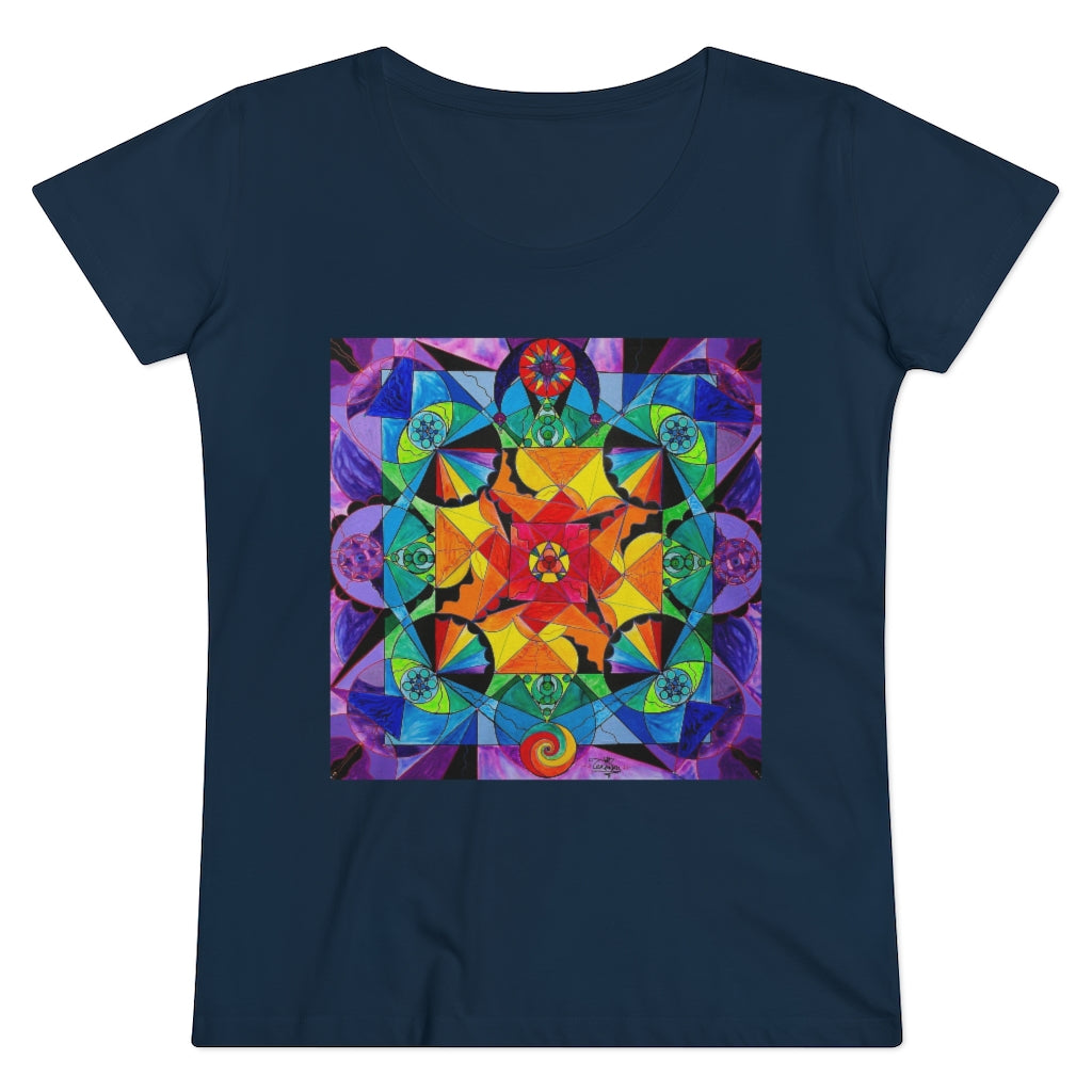The Way - Organic Women's Lover T-shirt