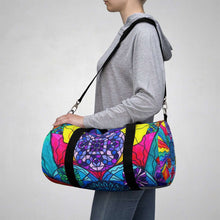 Load image into Gallery viewer, Speak From The Heart - Duffle Bag