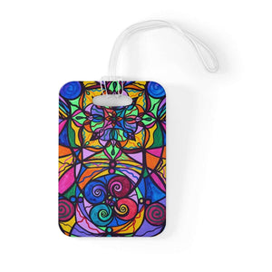 Jovial Optimism - Bag Tag
