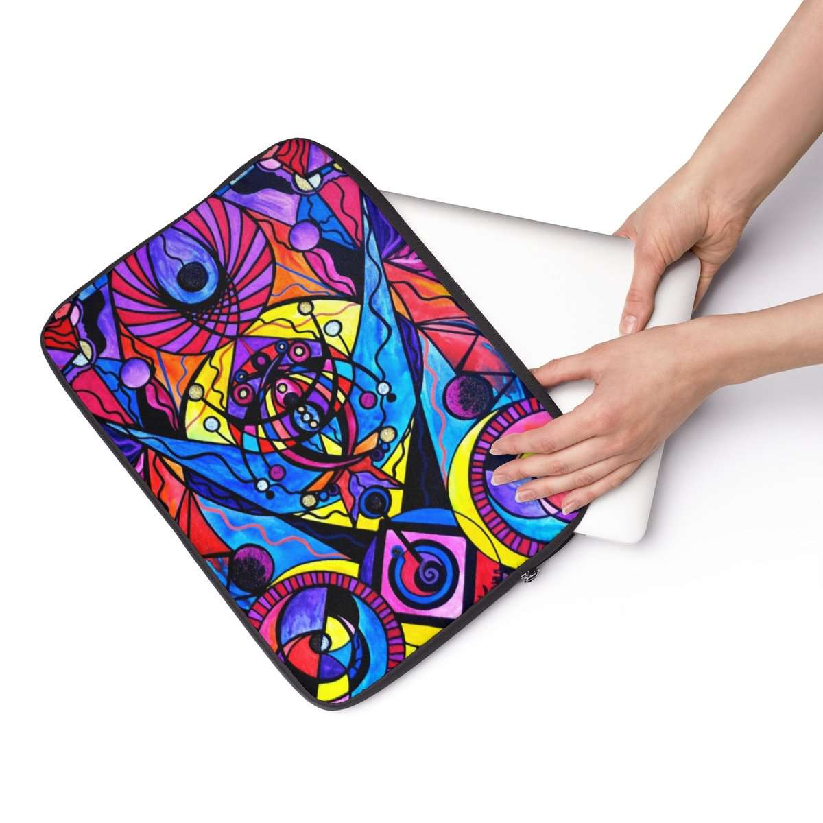 The Time Wielder - Laptop Sleeve