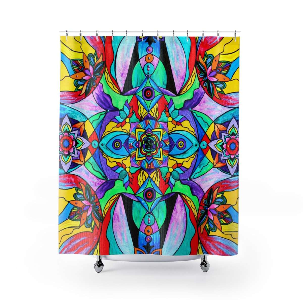 Receive - Shower Curtains
