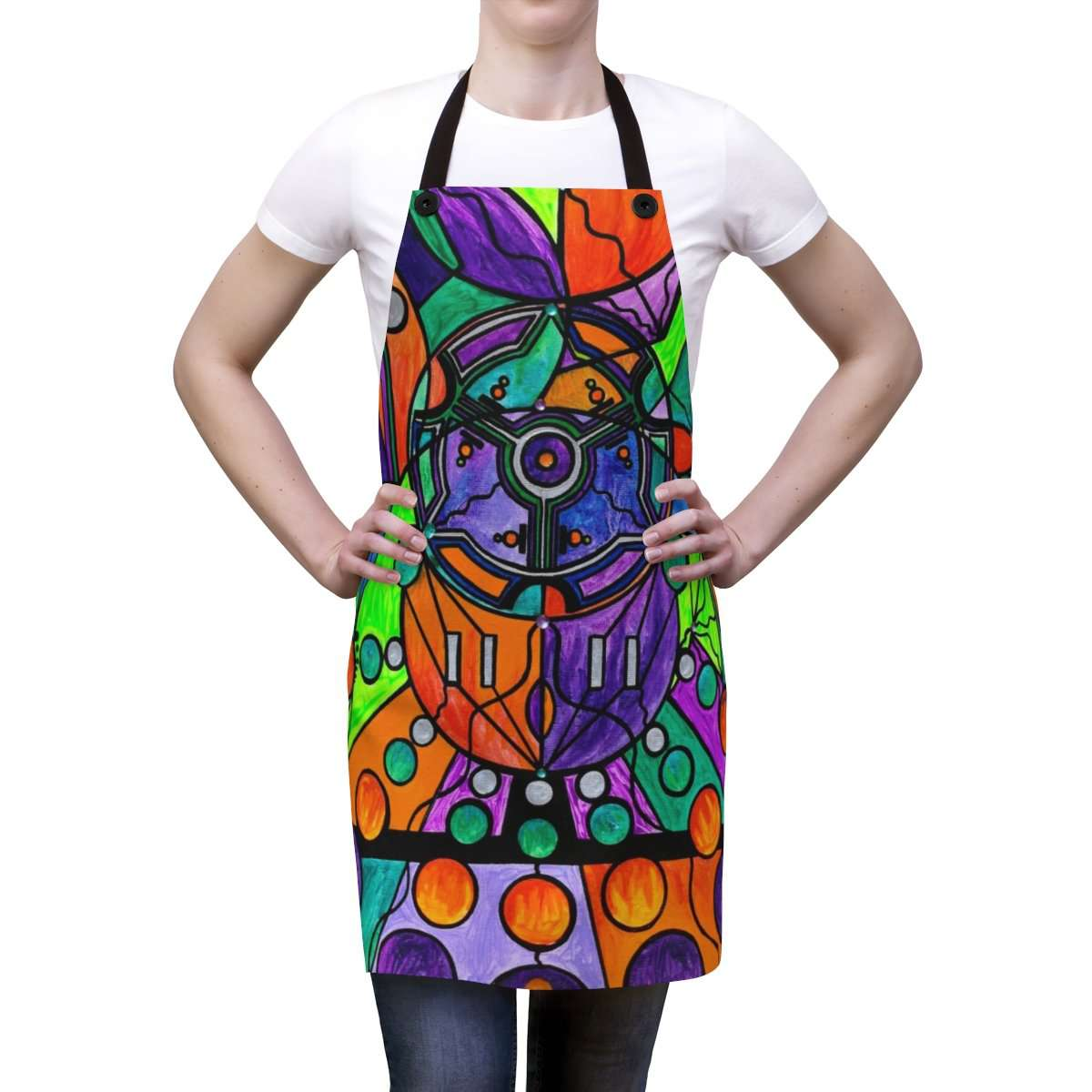 The Sheaf - Pleiadian Lightwork Model - Apron
