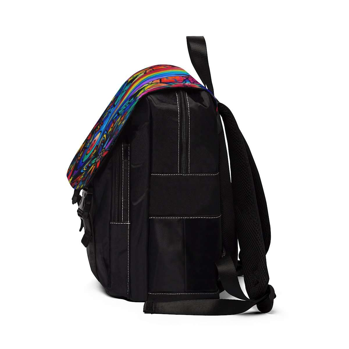 Moving Forward - Unisex Casual Shoulder Backpack