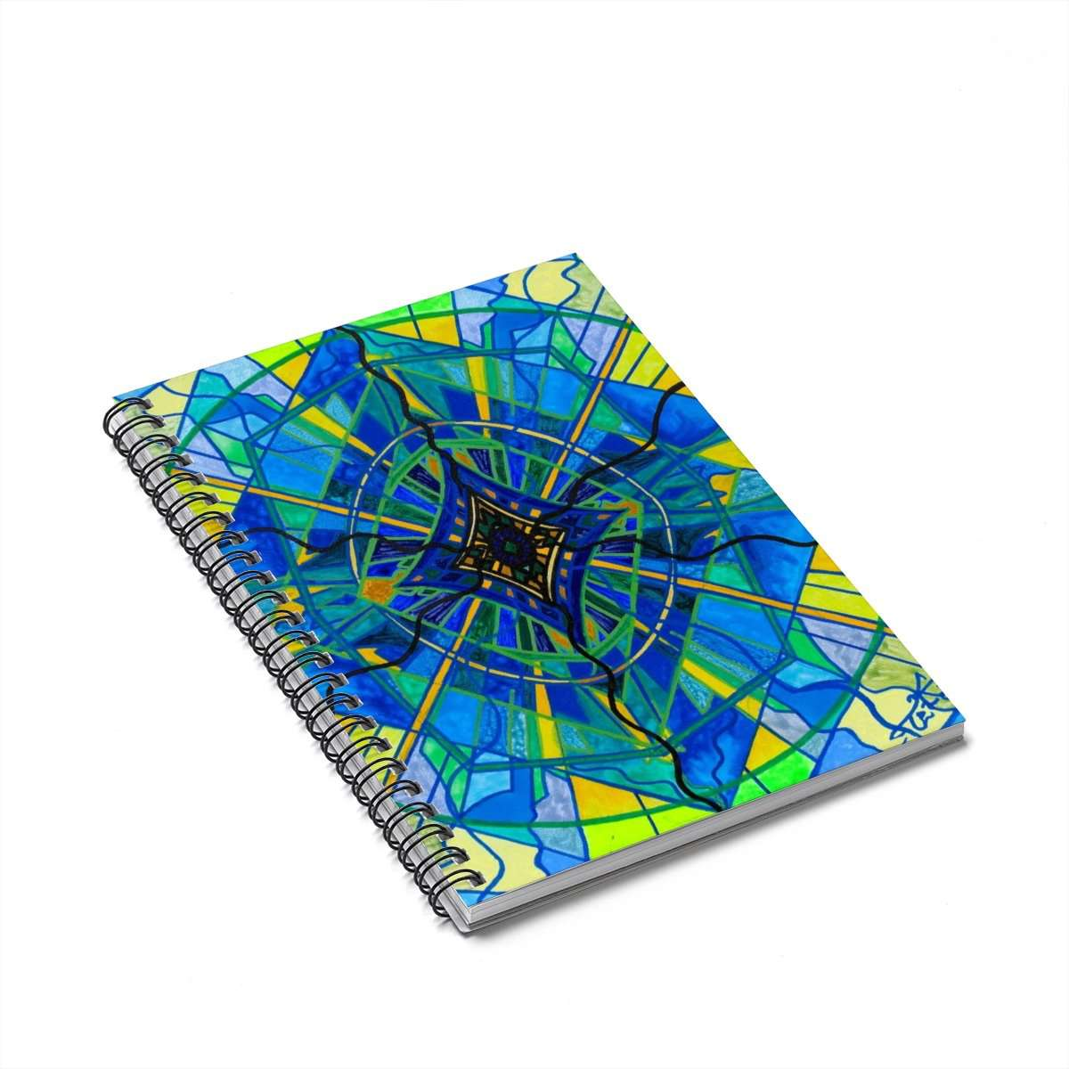 Emotional Expression - Spiral Notebook