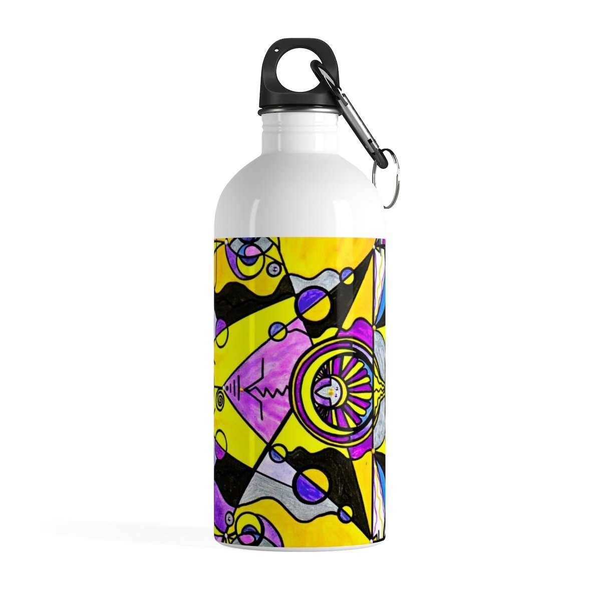 Arcturian Personal Truth Grid - Stainless Steel Water Bottle