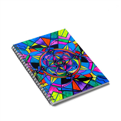 Activating Potential - Spiral Notebook