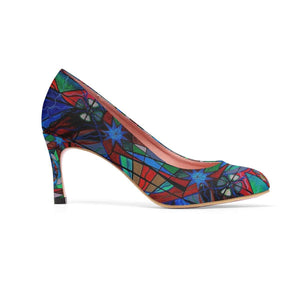 Sense of Security - Women's High Heels
