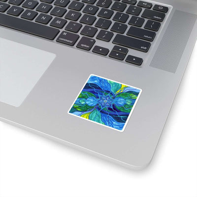 Tranquility - Square Stickers