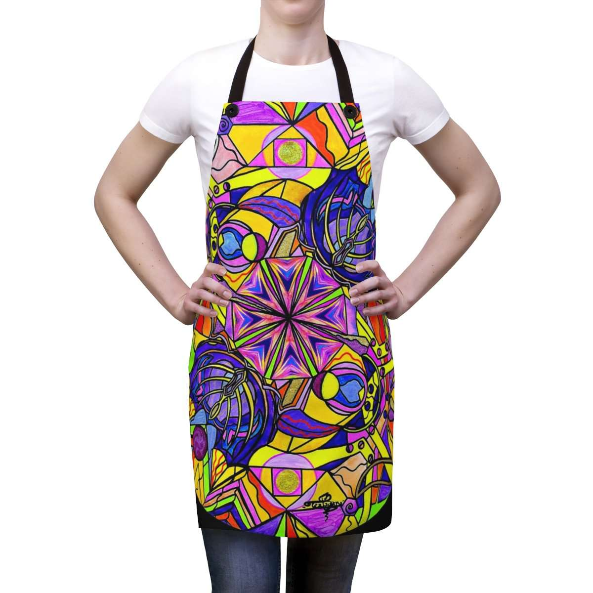 Breaking Through Barriers - Apron