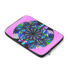 Load image into Gallery viewer, Pleiadian Integration Lightwork Model - Laptop Sleeve