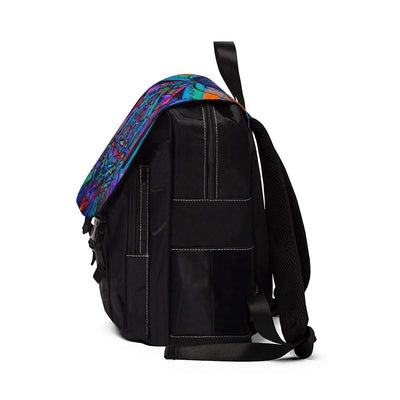 Pleiadian Coherence Lightwork Model - Unisex Casual Shoulder Backpack